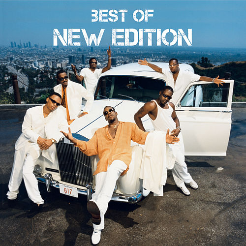 Best Of by New Edition