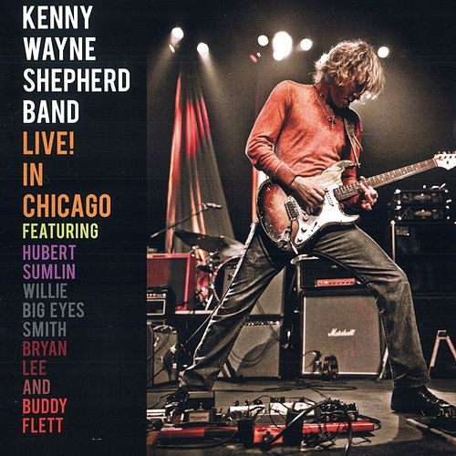 Live in Chicago de Kenny Wayne Shepherd
