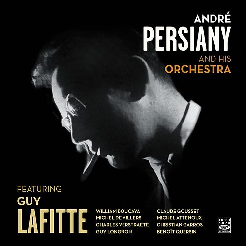 André Persiany and His Orchestra, by André Persiany