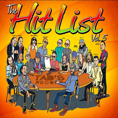 The Hit List, Vol. 5 by Various Artists
