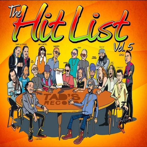 The Hit List, Vol. 5 de Various Artists