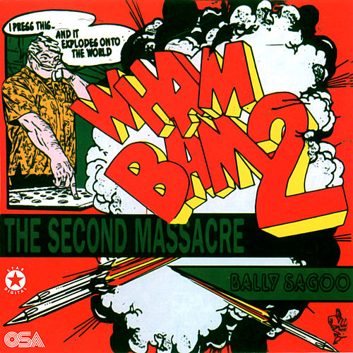 Wham Bam 2 - The Second Massacre von Bally Sagoo