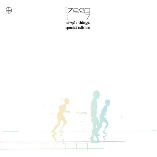 Simple Things Special Edition by Zero 7