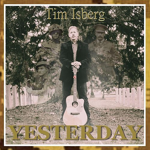 Yesterday de Tim Isberg