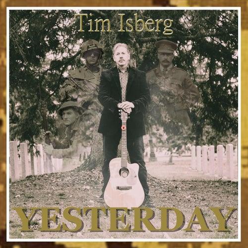 Yesterday de Tim Isberg
