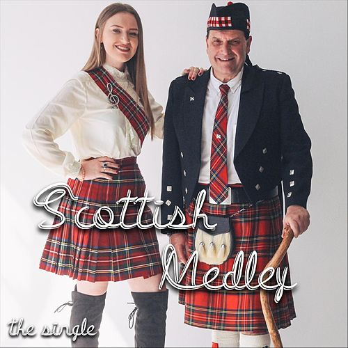 Scottish Medley: Just a Wee Deoch-an-Doris / Stop Yer Tickling, Jock / Roamin' in the Gloamin' / I Love a Lassie / Scotland the Brave de Mike Urquhart