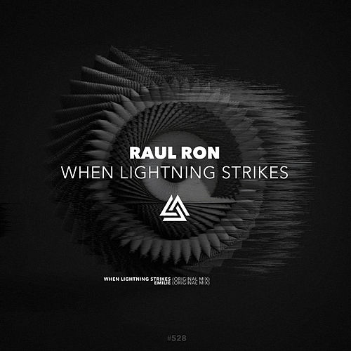 When Lightning Strikes - Single by Raul Ron