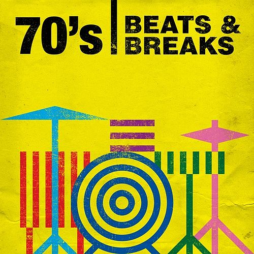 70's Beats & Breaks by Various Artists