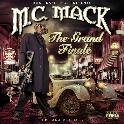 Pure Ana Vol. 6: The Grand Finale by M.C. Mack