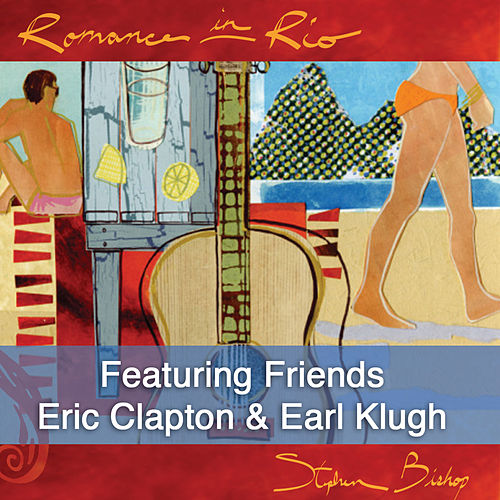 Romance in Rio by Stephen Bishop
