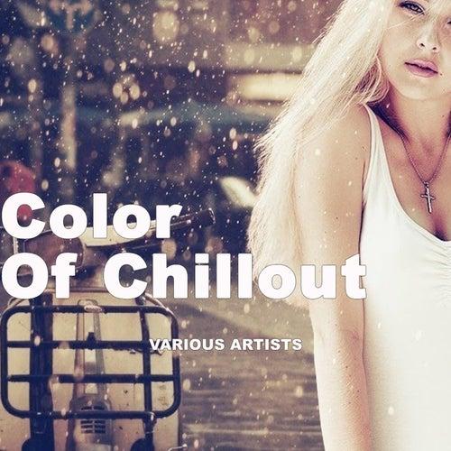 Color of Chillout de Various Artists