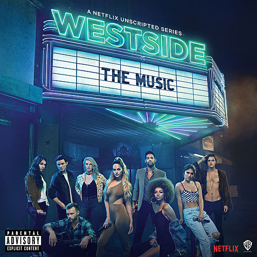Westside: The Music (Music from the Original Series) de Westside Cast