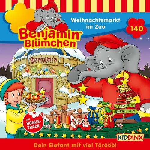 Folge 140: Weihnachtsmarkt im Zoo von Benjamin Blümchen
