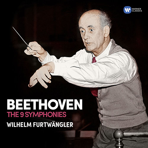 Beethoven: Symphonies Nos 1-9 von Wilhelm Furtwängler