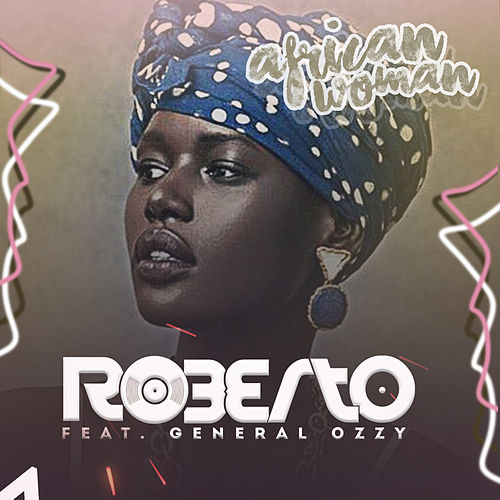 African Woman von Roberto