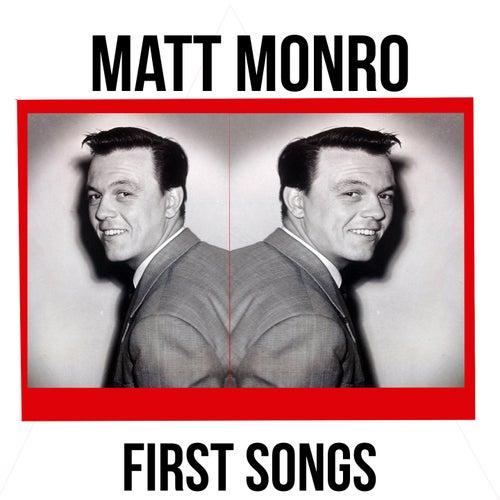 Matt Monro / First Songs de Matt Monro