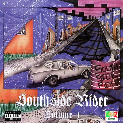 Southside Rider, Vol. 1 by Various Artists