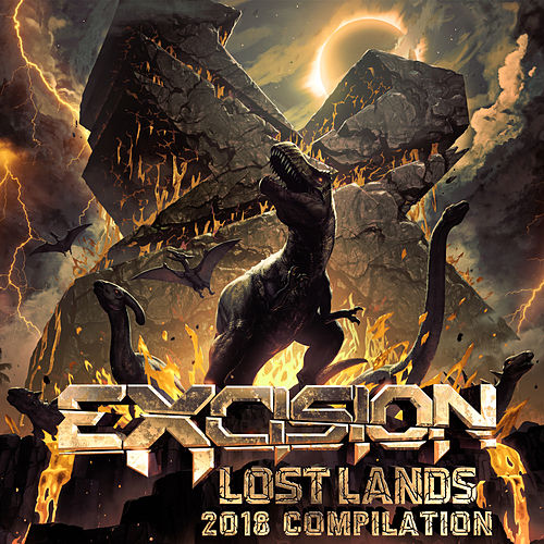 Lost Lands 2018 Compilation by Various Artists