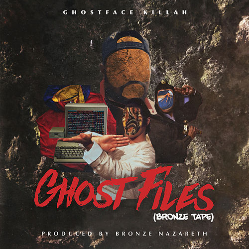 Ghost Files - Bronze Tape de Ghostface Killah