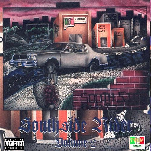Southside Rider, Vol. 2 by Various Artists