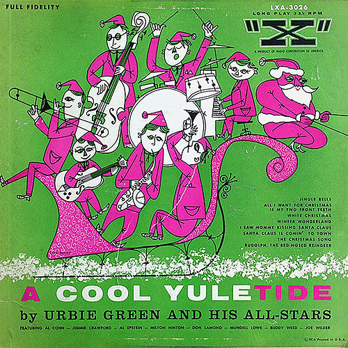 A Cool Yuletide di Urbie Green