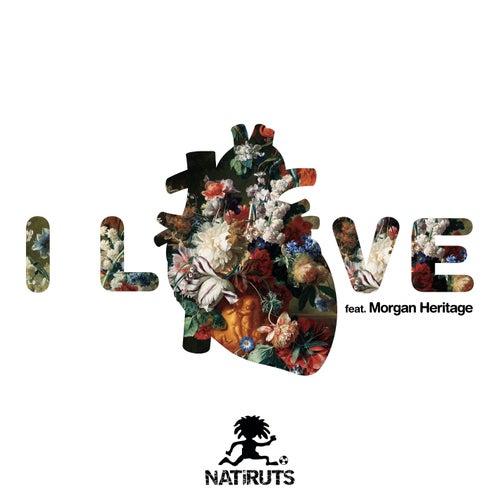I Love (Spanish Version) de Natiruts