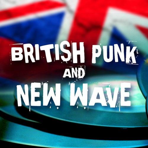 British Punk and New Wave de Various Artists
