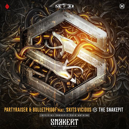 The Snakepit (Official Snakepit 2018 Anthem) de Partyraiser