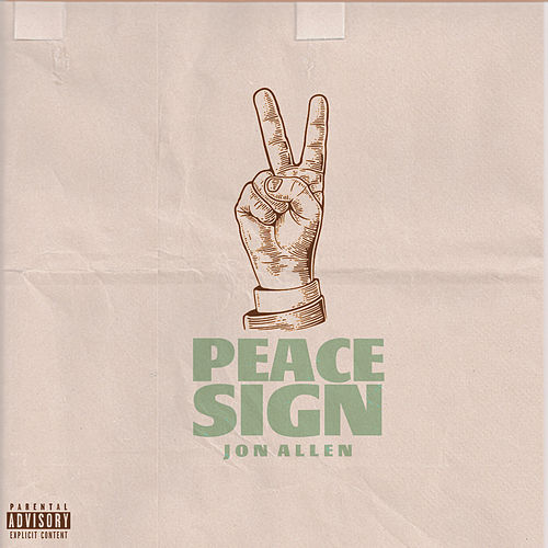 Peace Sign by Jon Allen