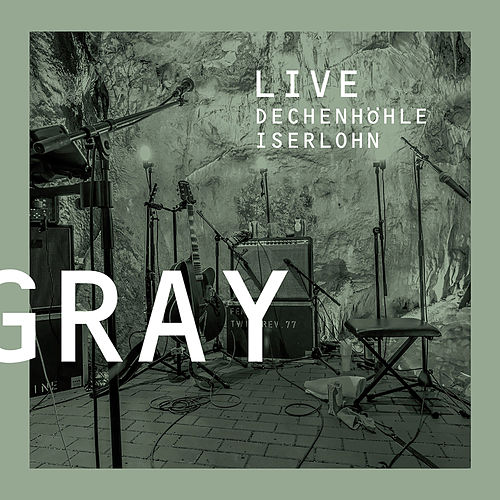 Live in Dechenhöhle Iserlohn di Nathan Gray