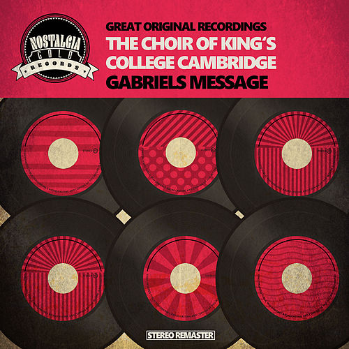 Gabriels Message de Choir of King's College, Cambridge