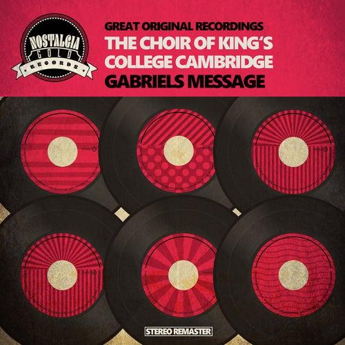 Gabriels Message de Choir of King's College, Cambridge