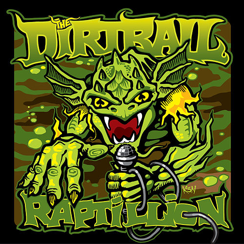Raptillion by Dirtball