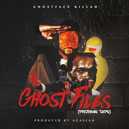 Ghost Files - Propane Tape de Ghostface Killah