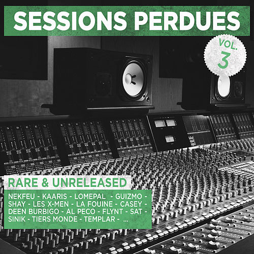 Sessions perdues, vol.3 de Various Artists