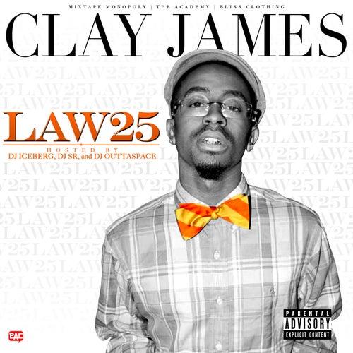 Law 25 de Clay James