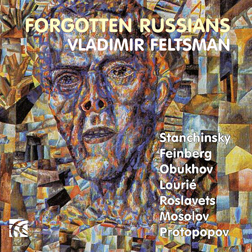 Forgotten Russians von Vladimir Feltsman