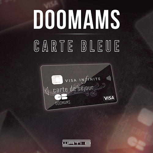 Carte bleue by Doomams