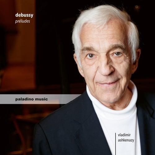 Debussy: Préludes de Vladimir Ashkenazy