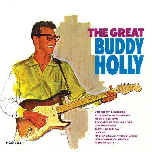 The Great Buddy Holly de Buddy Holly