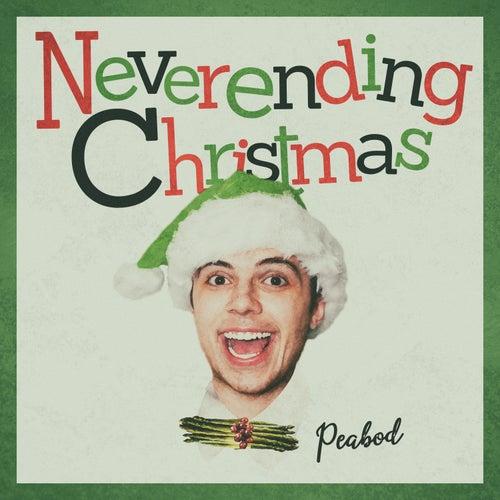 Neverending Christmas by PEABOD
