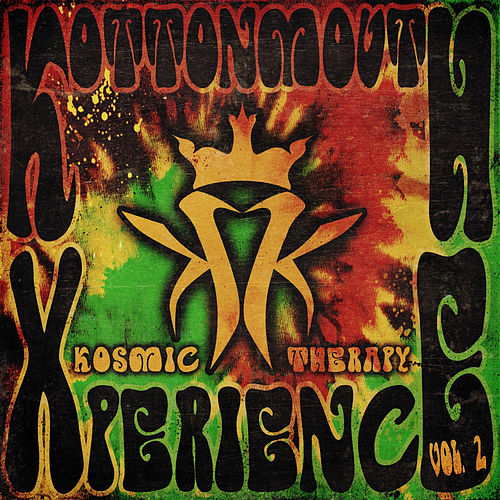 The Kottonmouth Xperience Vol. 2: Kosmic Therapy by Kottonmouth Kings