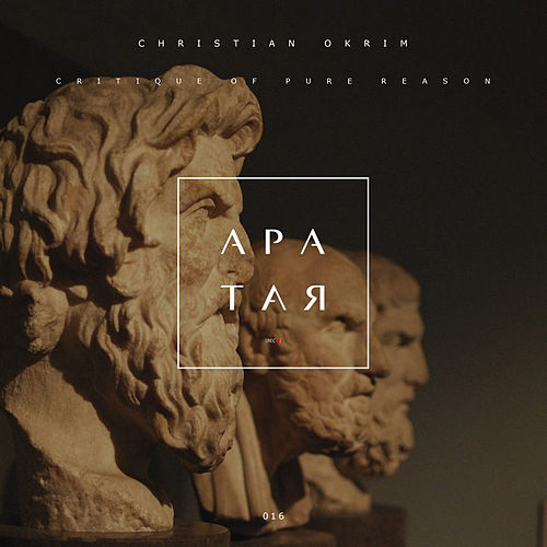 Critique Of Pure Reason EP von Christian Okrim