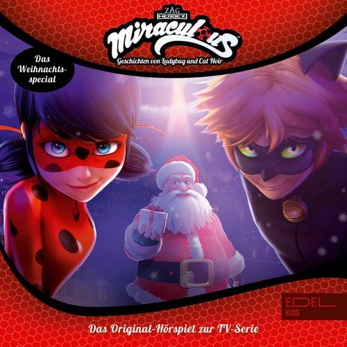 Eine böse Weihnachtsüberraschung (Das Original-Hörspiel zum TV-Special) von Miraculous
