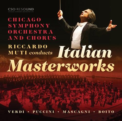 Italian Masterworks (Live) de Various Artists