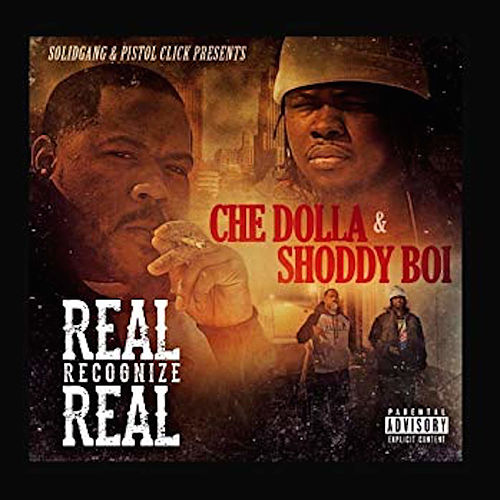 Real Recognize Real by Chey Dolla