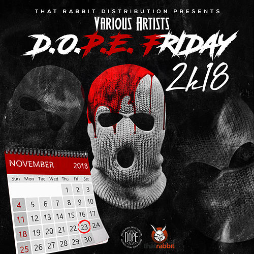 D.O.P.E. Friday de Various Artists