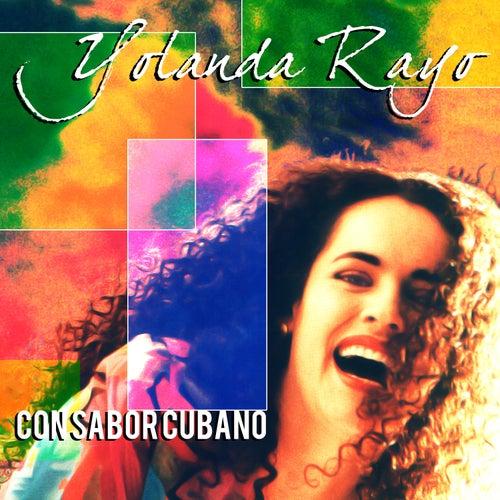 Con Sabor Cubano de Yolanda Rayo