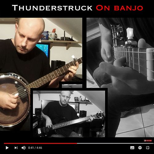 Thunderstruck (On Banjo) de Christophe Deremy