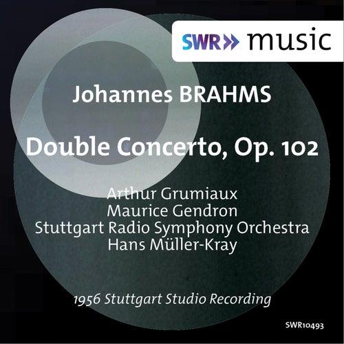 Brahms: Double Concerto, Op. 102 von Arthur Grumiaux